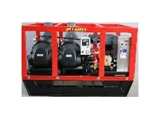 Brute hot water pressure cleaner