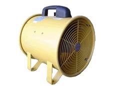 Portable tube fans