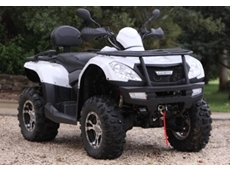These ATVs are powerful, versatile and boast high towing capabilities