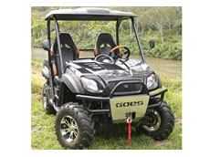 Goes 520 UTX Off Road Utility vehicle for Tougher Enviroments from Sportzwise