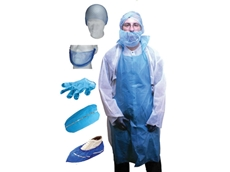 CK Safety protects production line personnel with metal detectable clothing