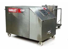 Gamajet IX tank cleaning machine