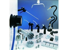Silvent's compressed air nozzles