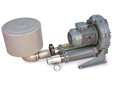 Regenerative Blower Package