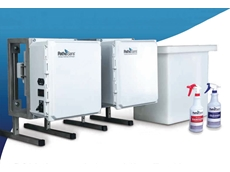 PathoSans cleaning and sanitising systems from Spraying Systems Co.