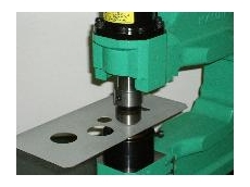 EG3-220 hydraulic bench punch