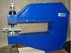 Hydraulic Bench Punch