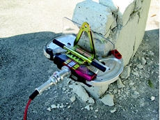 Edilgrappa 315 DE Hydraulic Concrete Crusher