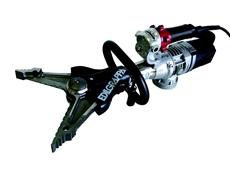 Edilgrappa MDC360 T40 electric hydraulic rescue cutter