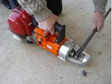 Edilgrappa T22 rebar cutter