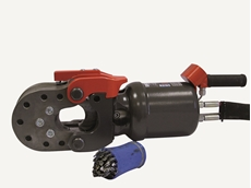Edilgrappa TF63 DE Hydraulic Wire Rope Cutter
