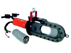 Edilgrappa's TC 180 cable cutter