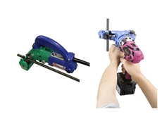 Hydraulic Strut Cutters, Strut Hole Punchers and Threaded Rod Cutters from Stainelec