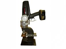 Edilgrappa PB-500 hydraulic hole puncher