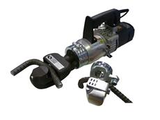 Edilgrappa's Model MU-26 combo series hydraulic rebar cutter