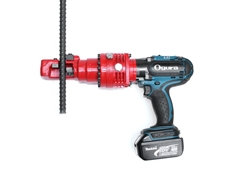 Ogura ORC-16DF 16mm Cordless Rebar Cutter