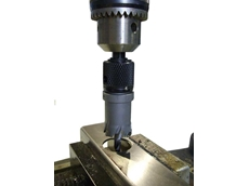 SEK tungsten carbide hole saw