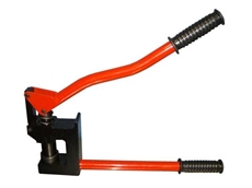 SP-100 stud punchers are used to puch holes in steel studs