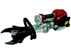 F150N T40 petrol hydraulic rescue cutters can produce up to 700 bar of pressure