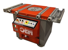 P55 series rebar benders offer an output bending force of 7.5Hp
