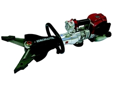 MDC360 T40 hydraulic cutters are powered by a Honda GX35 4 stroke petrol motor