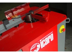 ST16 stirrup bending machines are suitable for rod material up to 16mm diam