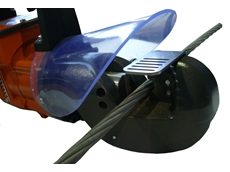 Edilgrappa portable electric hydraulic pre-stressing cable cutter