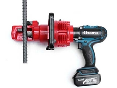 ORC-19DF battery powered rebar cutter