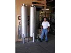 These tanks will store and dispense polyurethane.