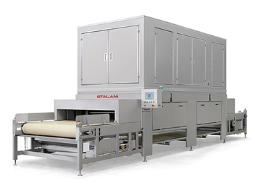 """RF 85 kW"" rapid defrosting machine"