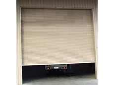 Light industrial roller doors