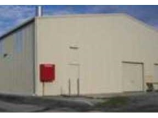 Customized Commercial Sheds