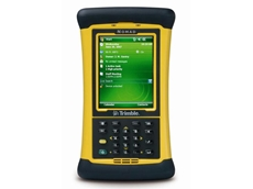 Trimble Nomad outdoor rugged handheld computer
