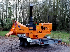 Vandaele Wood Chippers and Stump Grinders