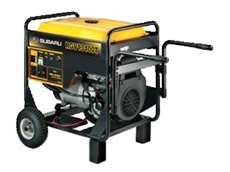 Subaru 10KVA 3 phase generators now available from Stonehill Irrigation