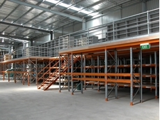 Installing a mezzanine can save you the time, money and stress of moving to a new facility when you need more space.
