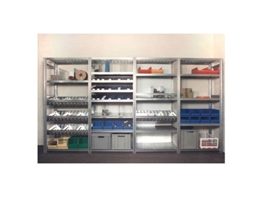 Boltless Modular Shelving and Storage Systems