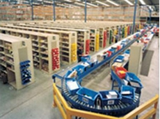 Case Study: Logistics warehouse shelving and pallet racking refurbishing
