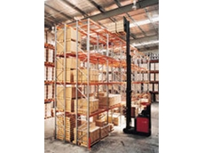 Selective pallet racking at Premier Warehousing