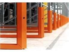 Colby Protect-a-Rack rack protection systems improve warehouse safety and cut damage