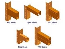 All ColbyRACK beams are made from quality-assured, high-strength steel