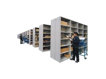 Static shelving system