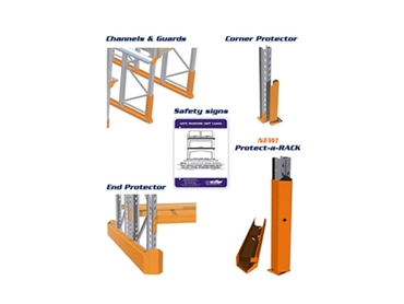 Colby racks and shelving systems for warehouses, factories, supply chain and logistics