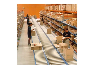 Conveyor systems can be cost effective and streamline the order picking process