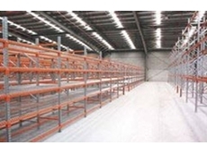 Long span shelving is ideal for industrial, retail or warehouse storage