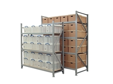 Longspan Shelving and Boltless Modular Storage Systems by Storage Ideas