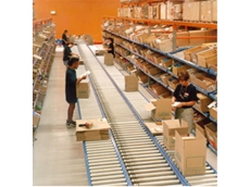 Order Picking Applications and Conveyors