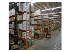 Selective ColbyRACK warehouse storage systems from Storage Ideas