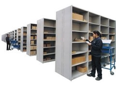 Static Shelving from Storage Ideas