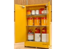 StoreMasta introduces new safety cabinets for storing flammable liquids